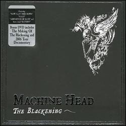 The Blackening Limited Tour Edition +1DVD 2007